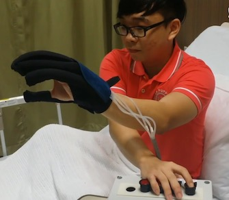 EsoGlove, developed in Singapore, applies robotics to hand and nerve rehabilitation - IPWatchdog.com | Patents & Patent Law