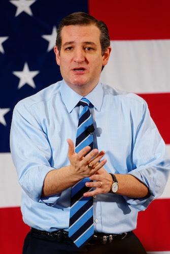 Senator Ted Cruz. (CC BY-SA 4.0)