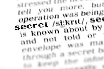 secret-definition