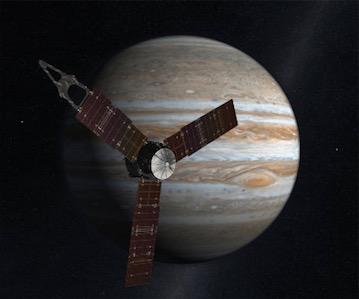 """""""Juno"""" by NASA. Public domain."""