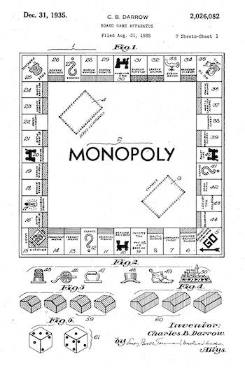 Monopoly patent