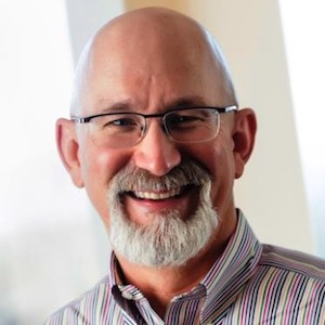 Monty Wright, VP of IP Assets for GE Ventures Licensing.