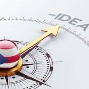 Puerto Rico idea concept