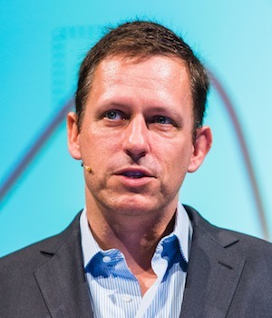 Image result for peter thiel