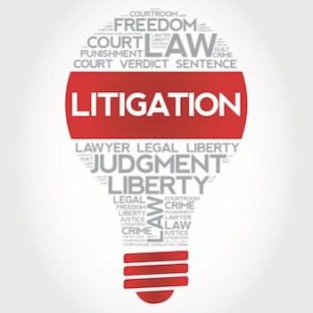 Litigation lightbulb