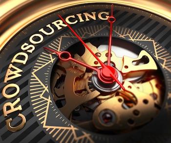Crowdsourcing to help monetize portfolios