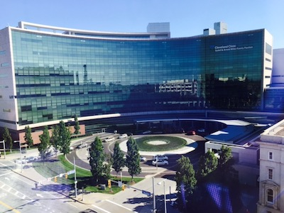 The Cleveland Clinic.