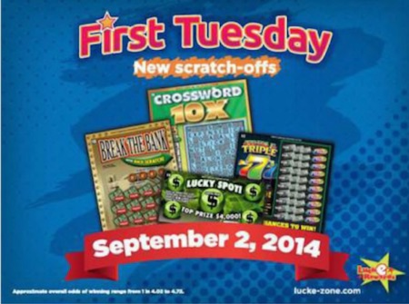 Court affirms TTAB refusal to register 'FIRST TUESDAY' trademark for NC  Lottery - IPWatchdog com | Patents & Patent Law