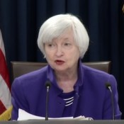 Janet Yellen, Chair of the Board of Governors of the Federal Reserve, December 13, 2017.