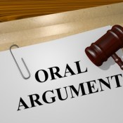 Oral argument - https://depositphotos.com/stock-photos/oral-argument.html?filter=all&qview=94792232