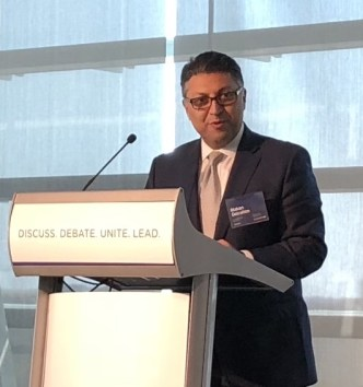 Assistant Attorney General Makan Delrahim, speaking at LeadershIP 2018, discussing standard setting organizations (SSOs) and antitrust enforcement policy.