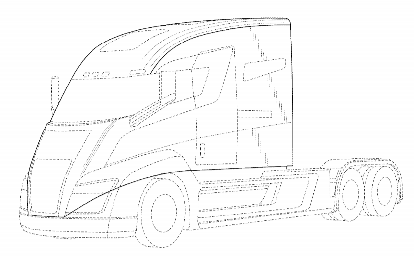 Nikola Accuses Tesla of Design Patent Infringement on Truck Features