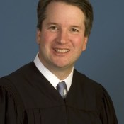 Supreme Court nominee Brett Kavanaugh. Official photo, public domain.