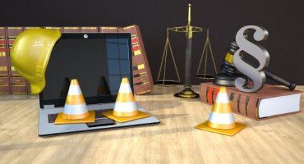 U.S. patent laws fix - https://depositphotos.com/209932054/stock-photo-notebook-helmet-traffic-cones-table.html