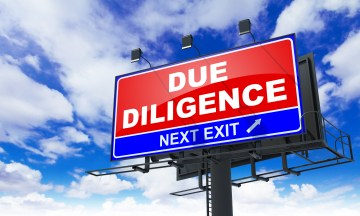 NFT, Due Diligence - https://depositphotos.com/58503825/stock-photo-due-diligence-on-red-billboard.html
