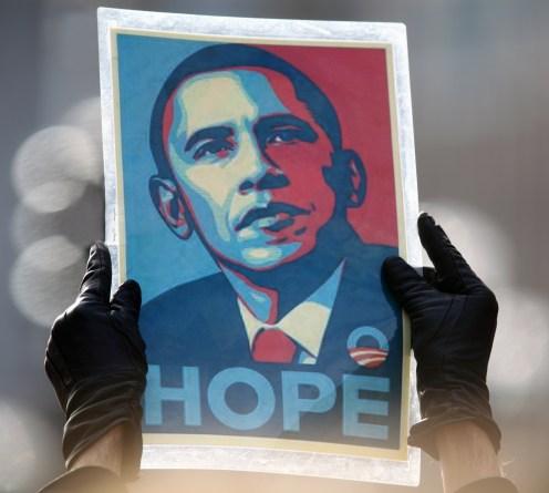 Shepard Fairey - https://depositphotos.com/14552885/stock-photo-obama-hope-poster-by-sheppard.html