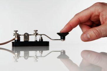 American Axle, Morse Code - https://depositphotos.com/9412256/stock-photo-morse-code.html