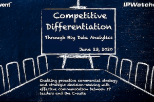 Competitive Differentiation Through Big Data Analytics – June 23, 2020