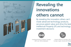 TechInsights – The Power Revolution: Innovation & IP in Power Management Technologies – Apr 13, 2021