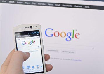 Google - https://depositphotos.com/13438440/stock-photo-google-search-mobile.html