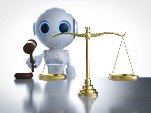 AI - https://depositphotos.com/236313962/stock-photo-cyber-law-internet-law-concept.html