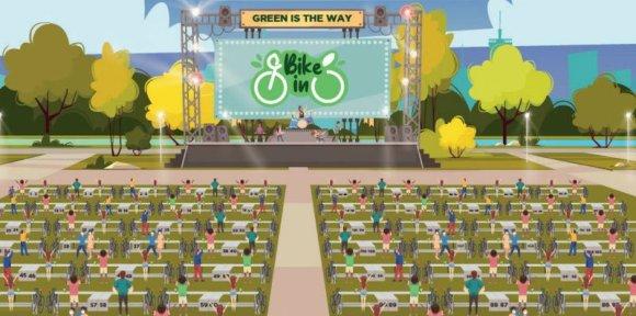 Bike-In concerts: The next wheely good idea?   IQ Magazine