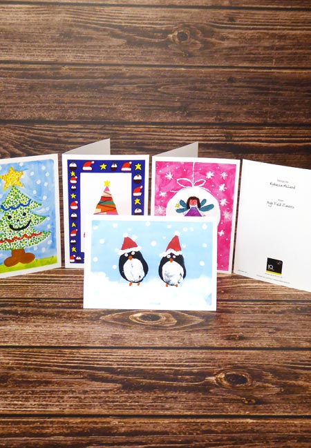 School Christmas Cards Amp Fundraising Ideas IQ Cards