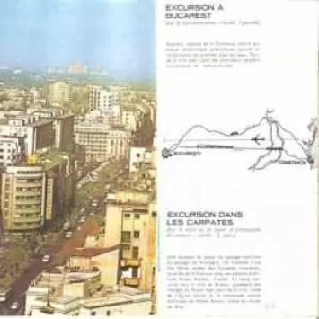 """Din """"Almanahul Turistic"""" anul 1966"""