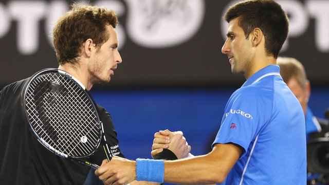 Novak Djokovic îl învinge din nou pe Andy Murray în finală de la Australian Open 2015