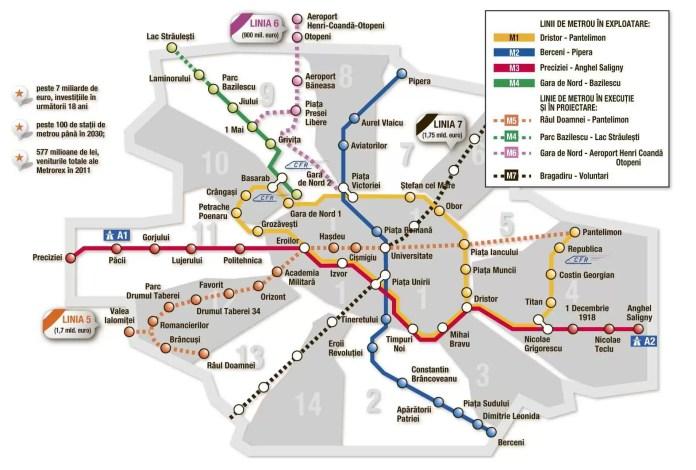 Harta_metrou