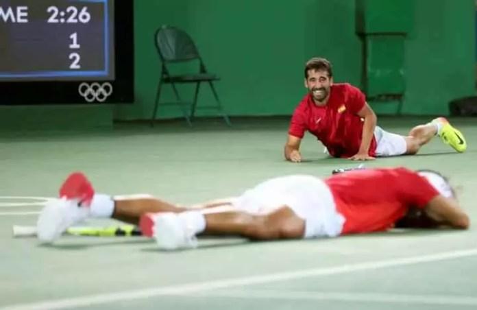 Nadal și Lopez câștigă Olimpiada de la Rio 2016