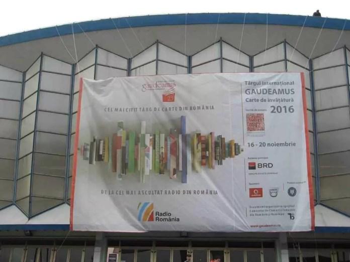 Târgul internațional de carte Gaudeamus își deschide porțile