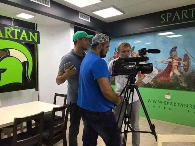 Interviu Ionuț Rusu