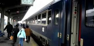 Transport feroviar gratuit pentru elevii și studenții cu drept de vot