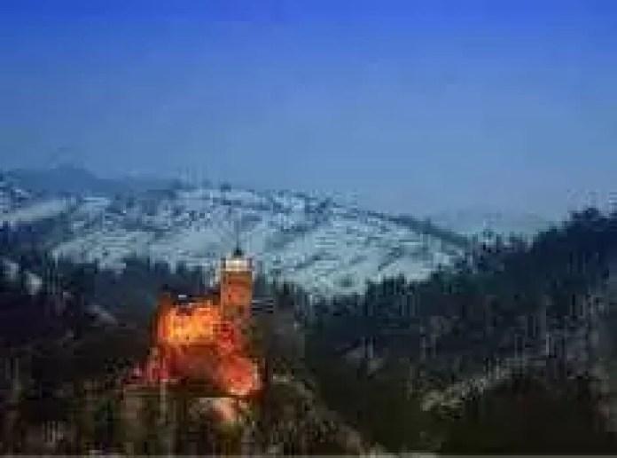 România de poveste: Cele mai frumoase peisaje de iarnă