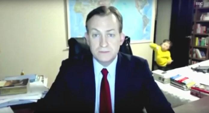 Interviu LIVE pentru BBC