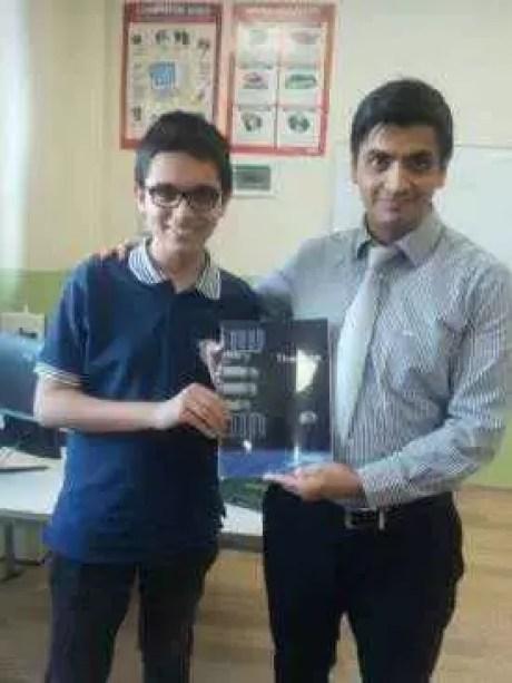 Un elev din România a câștigat premiul întâi la un concurs organizat de NASA