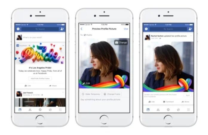 Facebook are o nouă reacție! Iată cum obții reacția curcubeu.