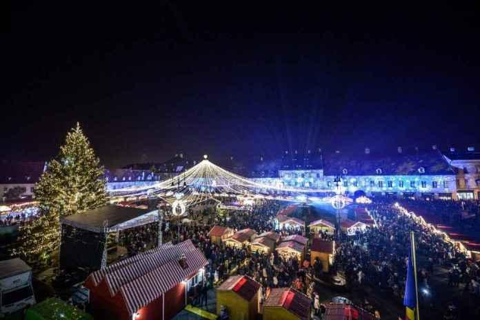 târguri de Crăciun din România care merită vizitate