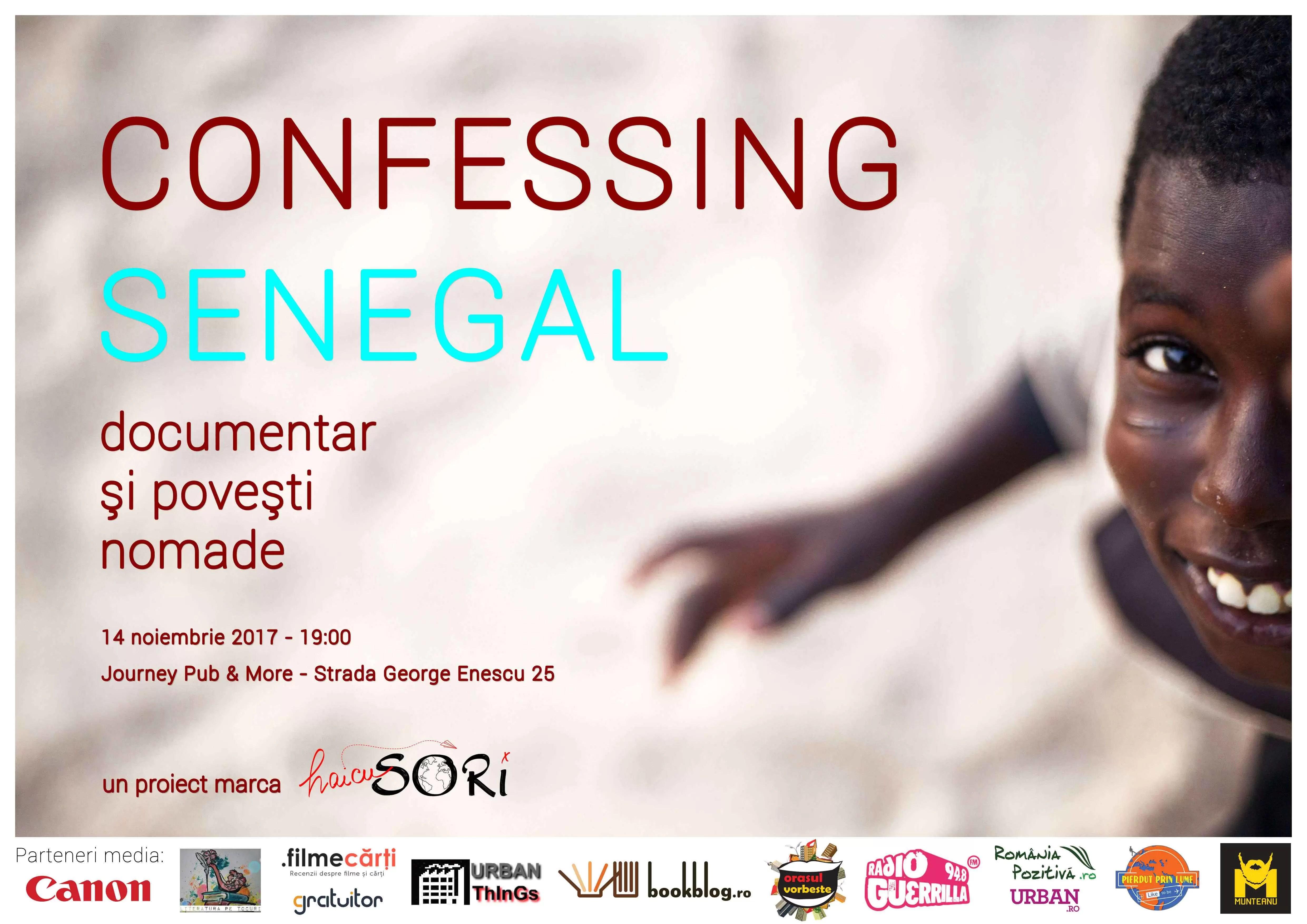 Confessing Senegal