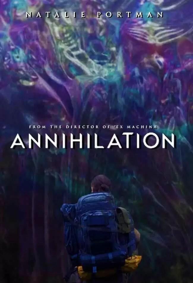 Annihilation – un surprinzător alt fel de SF