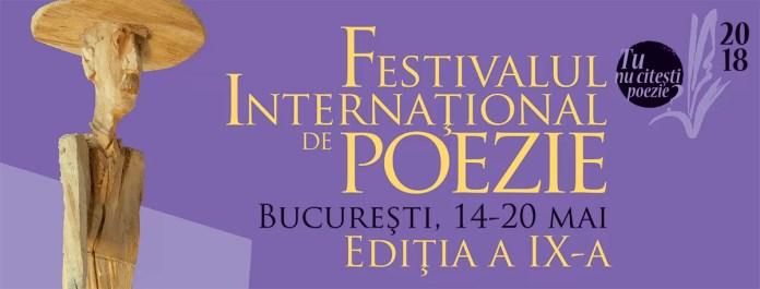 Festivalul Internațional de Poezie București te invită la Noaptea Muzeelor