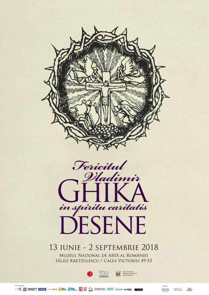 Expoziție de Vladimir Ghika la Muzeul Naţional de Artă al României