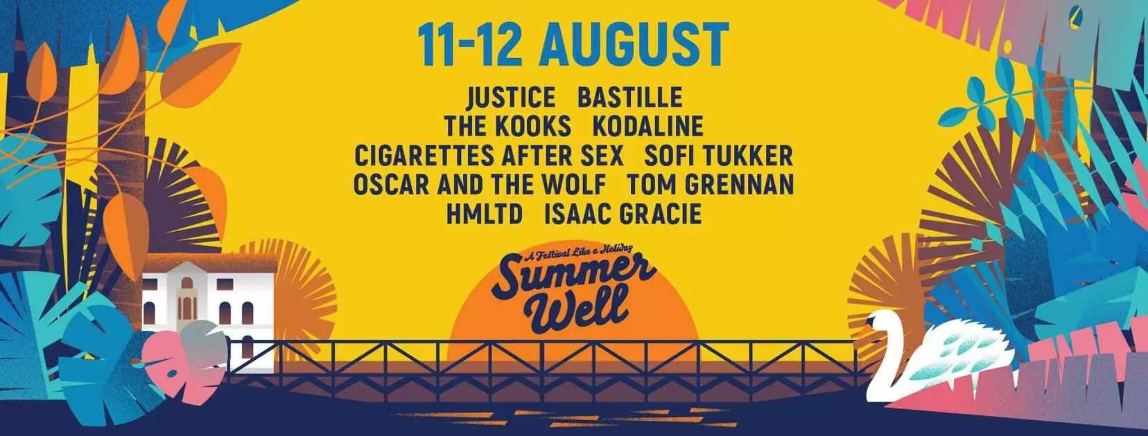 10 – 12 august 2018: 3 zile de vacanță muzicală la a 8-a ediție Summer Well