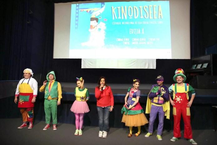 Festivalul Internațional de Film KINOdiseea și-a desemnat câștigătorii