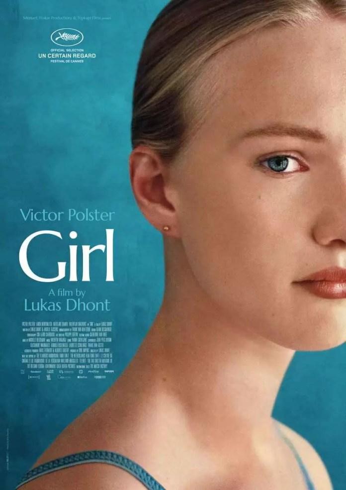 Filmul Belgian GIRL afis