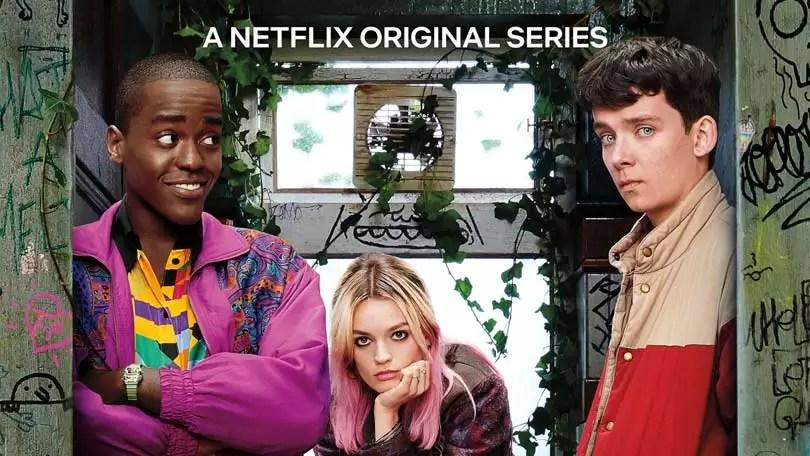 Sex Education serial Netflix
