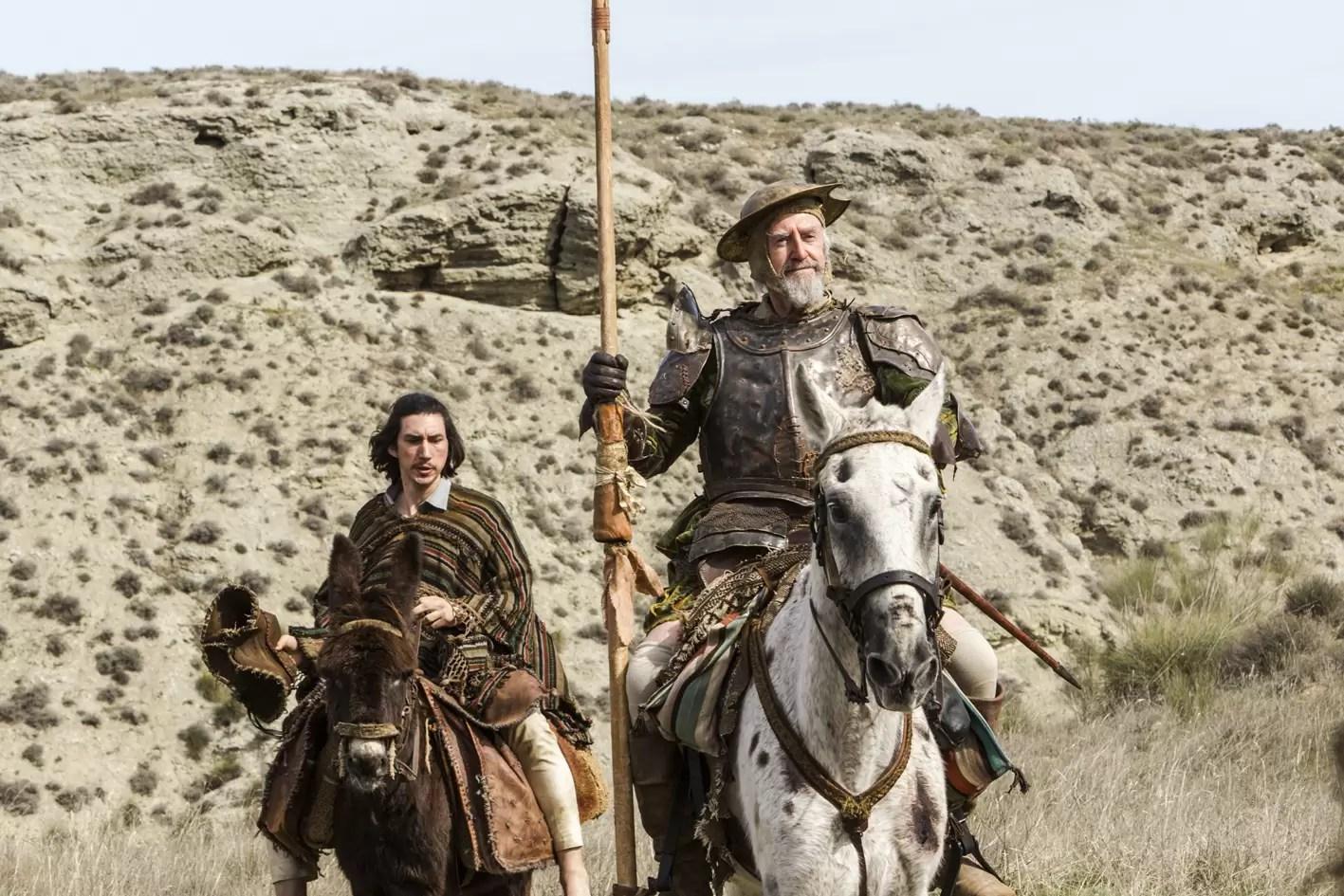 afis Don Quijote