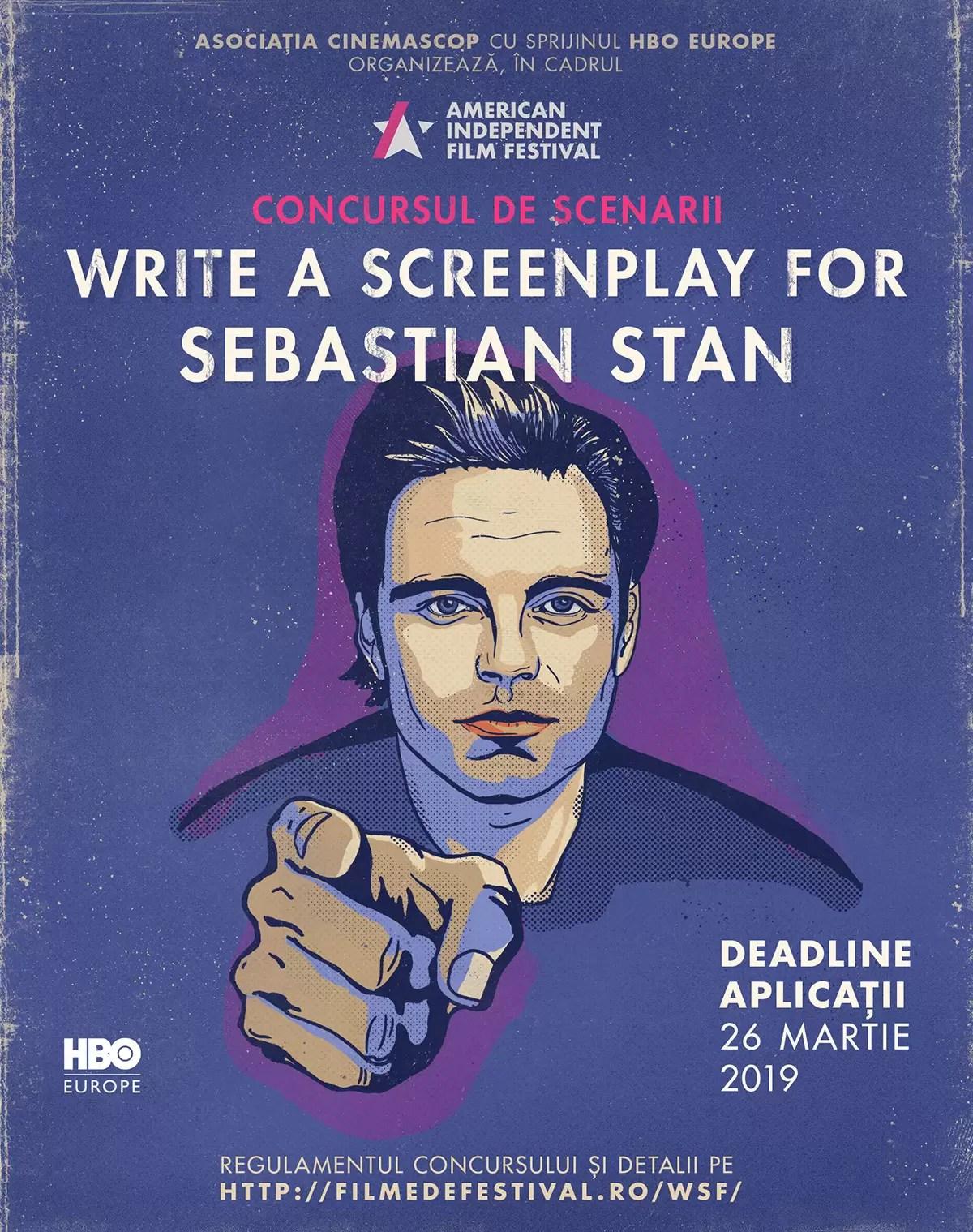 Sebastian Stan afis