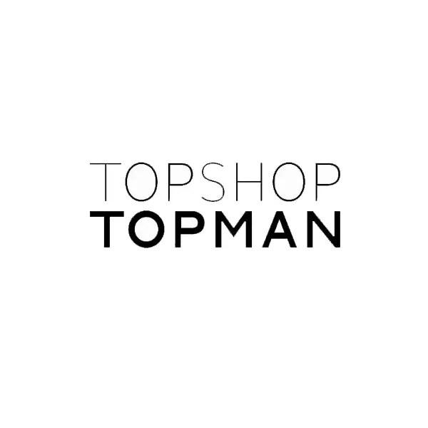 TOPSHOP TOPMAN-afiș